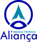 Logotipo Escola Técnica Aliança
